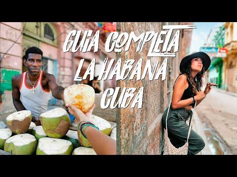 Lo Que Debes SABER Antes De VIAJAR A CUBA I GUÍA COMPLETA