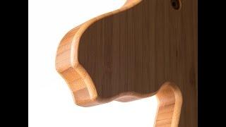 Melbourne Cup Winner For The Kids   Handmade Wooden Hobby Horse