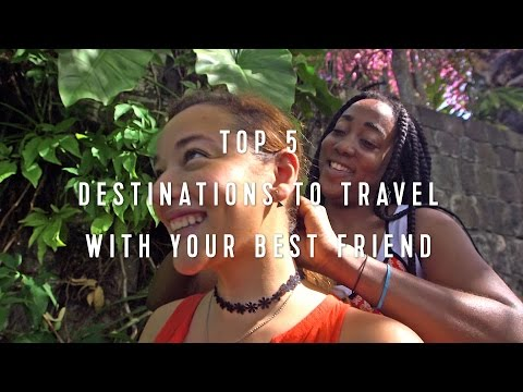 Royal Caribbean Top 5: Destinations to Travel With Your Best Friend