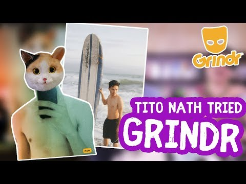 Filipino Grindr Experiment - Gay Dating App