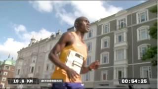 Copenhagen Half Marathon 18 09 2016