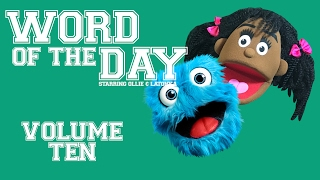 fluffy friends word of the day volume ten