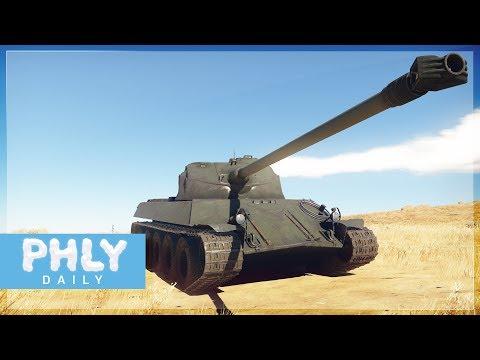 FRENCH TANKS DEV SERVER | French Tanks Showcase (War Thunder 1.75 Update)