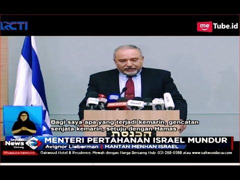 Tak Sepaham dengan Benjamin Netanyahu, Menteri Pertahanan Israel Mundur - SIS 15/11
