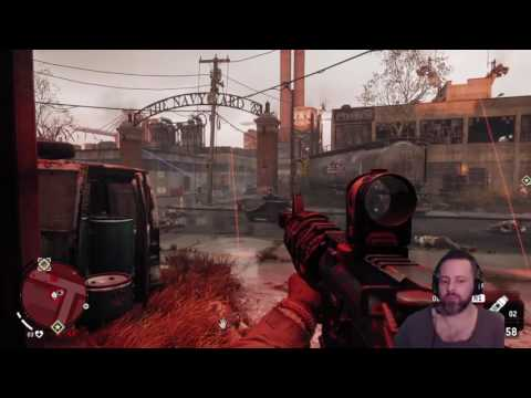 Homefront The Revolution | LIVE W/Face Cam PT2
