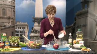 Fox59: Asian-inspired Sweet & Sour Bean Salad