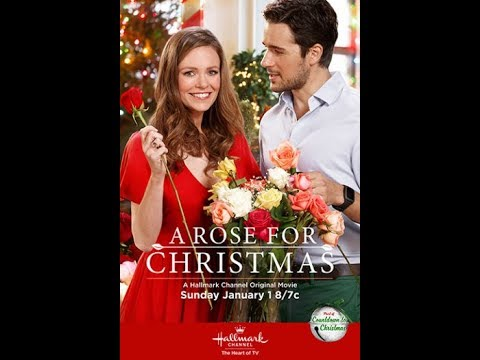 preview a rose for christmas starring stars rachel boston and marc bendavid hallmark channel