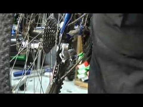 6 - Advanced Rear Derailleur Adjustment