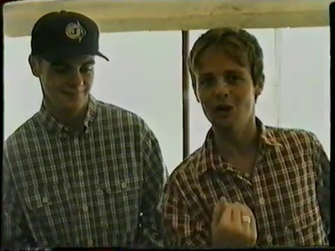 Ant and Dec Interview 1996 (Sheffield Show)
