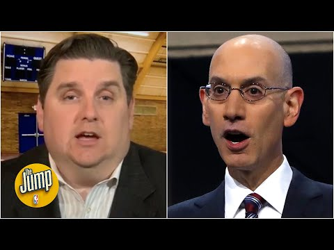 It's Not Fair! - Brian Windhorst On The NBA's 22-team Format To Finish The 2019-20 Season | The Jump
