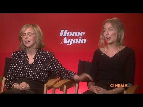 "Nancy Meyers & Hallie Meyers-Shyer talk ""Home Again"" Mp3"