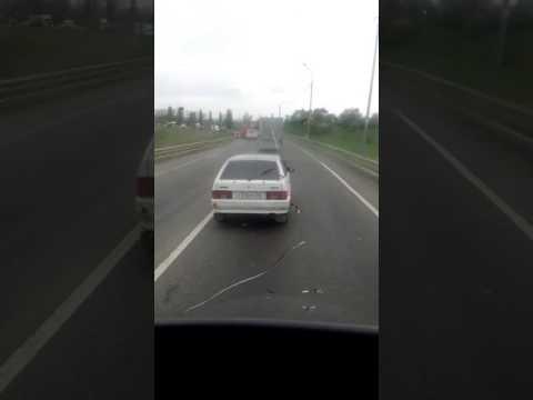 Авария в Ставропольском крае Кочубеевское