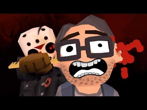 видео: ДЖЕЙСОН ПРИЕХАЛ В НЬЮ-ЙОРК! - Friday the 13th: Killer Puzzle