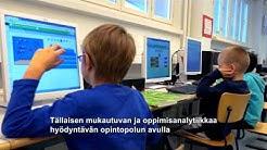 Einari Kurvinen: Matematiikan adaptiivinen sähköinen opintopolku