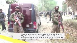 باكستان تغلق حدودها مع أفغانستان لأسباب أمنية