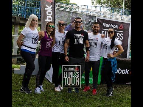 Rebook Fitness Tour Costa Rica