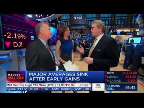 Paul Dietrich - CNBC - Closing Bell - 01-12-2016 - YouTube