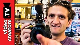 REVIEW: Casey Neistat's Camera Setup for Vlogging