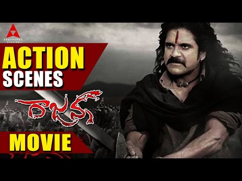 Rajanna Movie Action Scenes - Nagarjuna,...