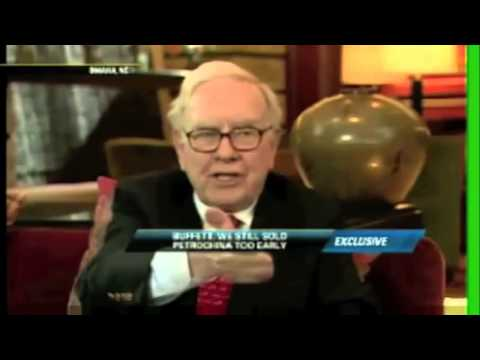 """Stock market for beginners"" – Advice by Warren Buffet"