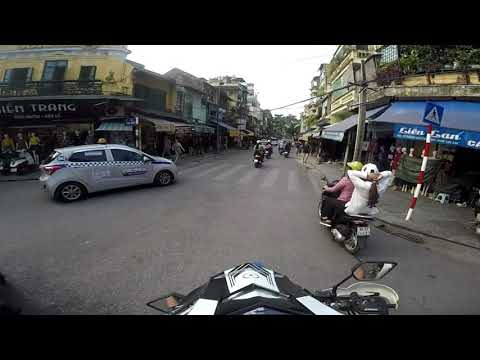 Hanoi Ride: Let the adventure begin