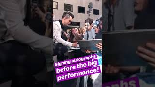 Panic! at the Disco - todayshow Instagram takeover 6/29/2018