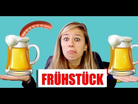 How GERMANS Have BREAKFAST!  🇩🇪 Deutsches Frühstück! 🇩🇪