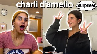 TIKTOK STARS SURPRISE CANCER PATIENT ft/ Charli D'Amelio *Emotional*