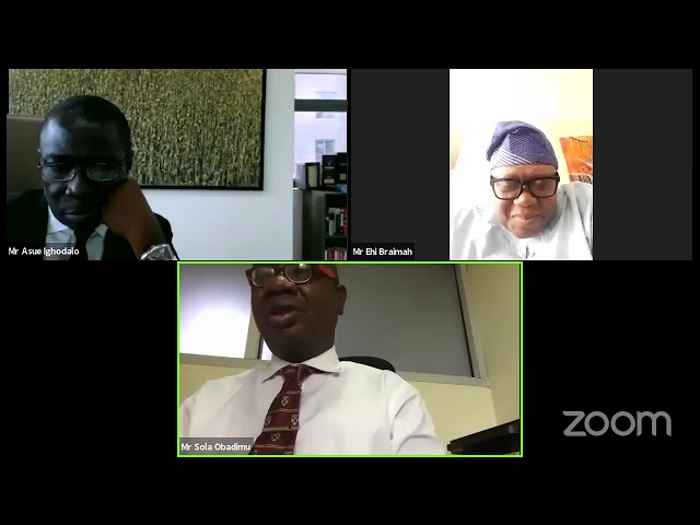 Nigeria's Economy Outlook: 2020 and beyond