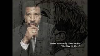 Barbra Streisand y Lionel Richie - The Way We Were