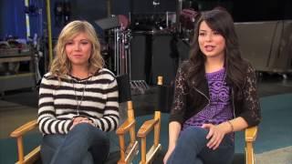 ICarly - IGoodBye Episode Cast Interview