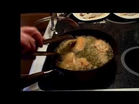WDXL -Olive Oil Fried Chicken start to finish , EVOO, Million Dollar Fried Chicken ,