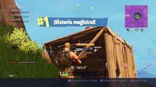 Fortnite_concentrados para llegar a la victoria
