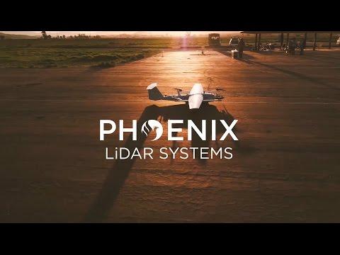 Meet the Phoenix LiDAR Systems TerraHawk VTOL