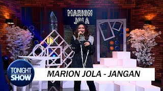 Video Special Performance: Marion Jola - Jangan download MP3, 3GP, MP4, WEBM, AVI, FLV Juni 2018