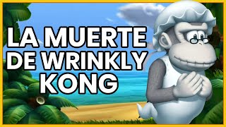 La vida y la MUERTE de WRINKLY KONG