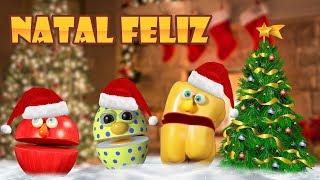 Músiquinha de Natal  Chegou o natal música para criança Vegefruts Canções de Natal Para criança