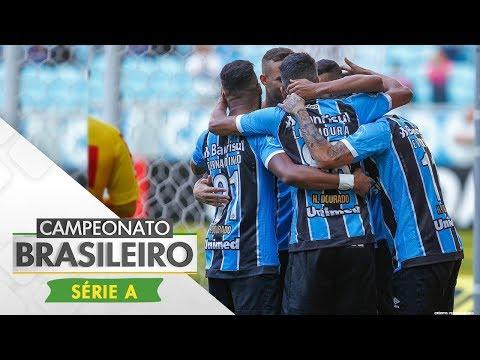Melhores momentos - Grêmio 2 x 0 Atlético-MG - Campeonato Brasileiro (06/08/2017)
