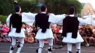 Greek Fest Zorba in 110 dgeree