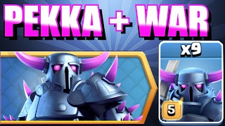 THIS MEANS WAR!!🔸NEW PEKKA EVENT!!🔸Clash Of Clans