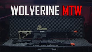 Best HPA Gun/System For Milsim?! (WOLVERINE MTW SHOOTING TEST AND OVERVIEW) - Airsoft GI