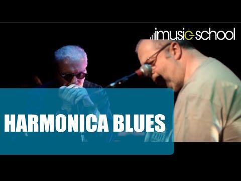 Cours d'harmonica Blues avec Jean-Jacques Milteau