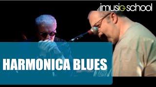 Teaser Harmonica Blues avec Jean-Jacques Milteau