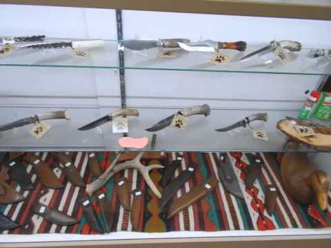 Blackwolff Knives Hand Crafted Knives |Smoky Mountain Arts and Crafts Village