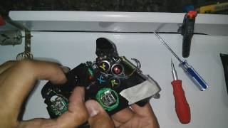 Conserto do controle do xbox one (RB / LB)