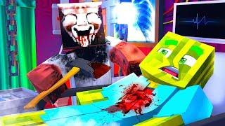 EINBRUCH beim KILLER DOKTOR?! - Minecraft ALLTAG