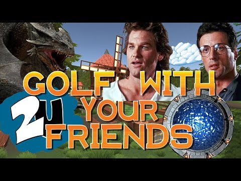 A little respect for Tango and Cash - Golf with your Friends!