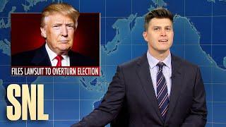 Weekend Update: Trump Loses Election Lawsuits - SNL