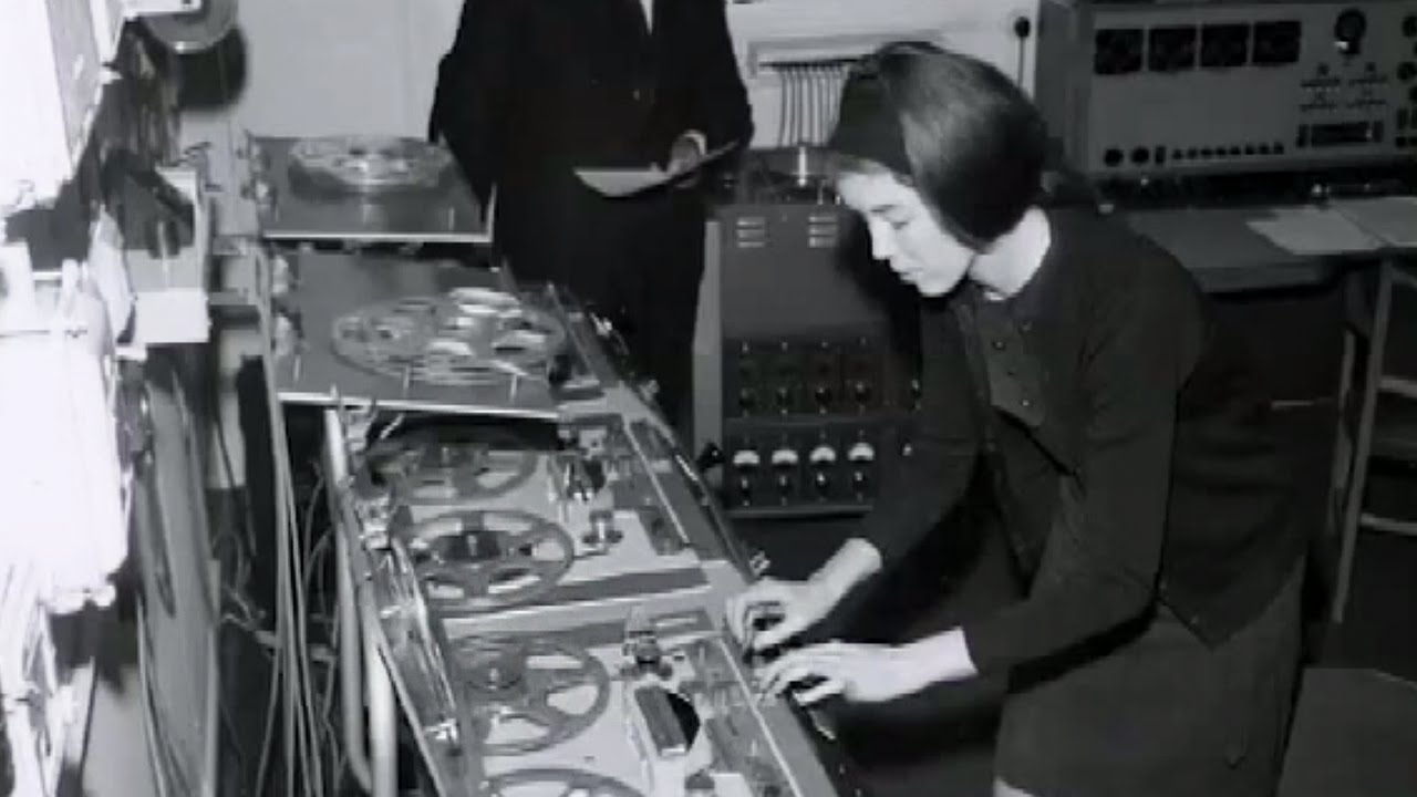 Creating The Theme Radiophonic Workshop Doctor Who