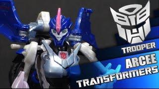Transformers Beast Hunters Arcee review en español